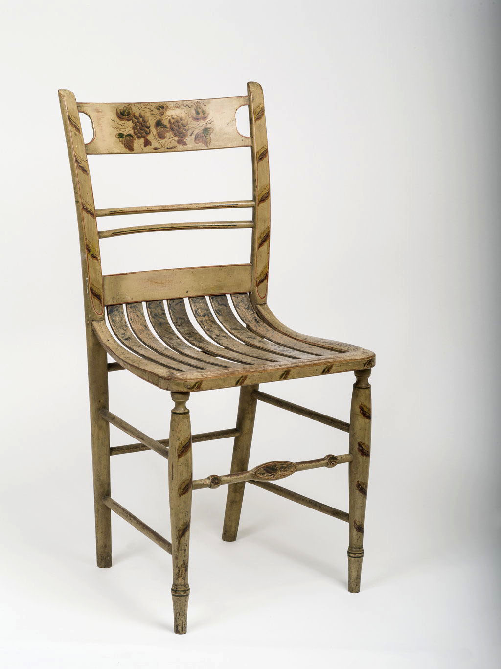A rare bentwood chair